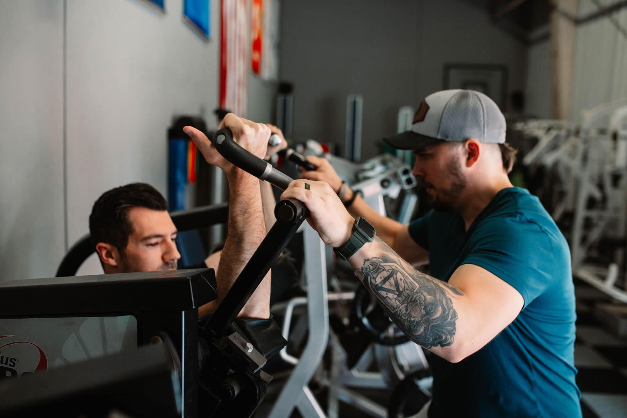 1 on 1 personal training in Minneapolis